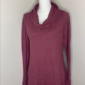 Maurices Mock Neck Tunic Large
